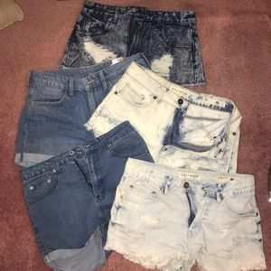 Shorts bundle